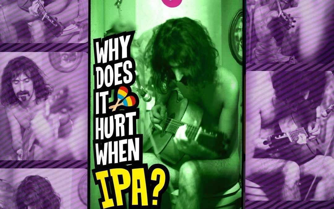 Frank Zappa Collaboration IPA
